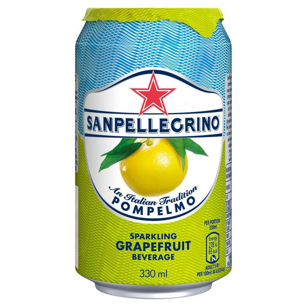 Grocemania Grocery Delivery London| San-Pellegrino Pompelmo 330ml