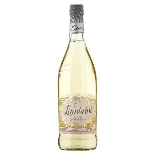Grocemania Grocery Delivery London| Lambrini Slightly Sparkling Perry 750ml