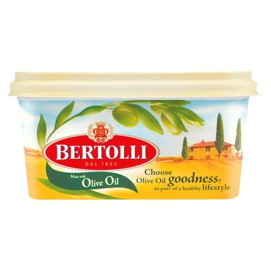 Grocemania Grocery Delivery London| Bertolli Original Spread 500g