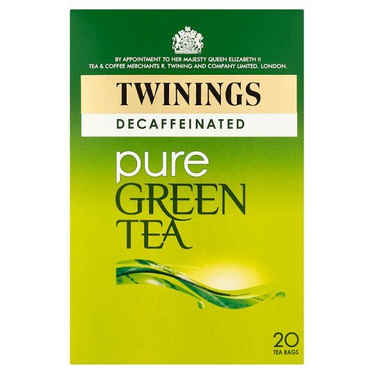 Grocery Delivery London - Twinings Green Tea 20's 50g same day delivery