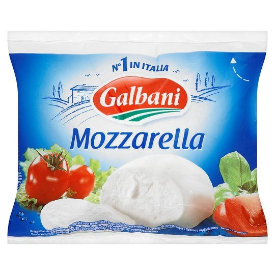 Grocemania Grocery Delivery London| Gallbani Mozzarella Ball 125g