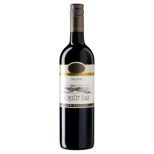 Grocemania Grocery Delivery London| Oyster Bay Merlot 75cl
