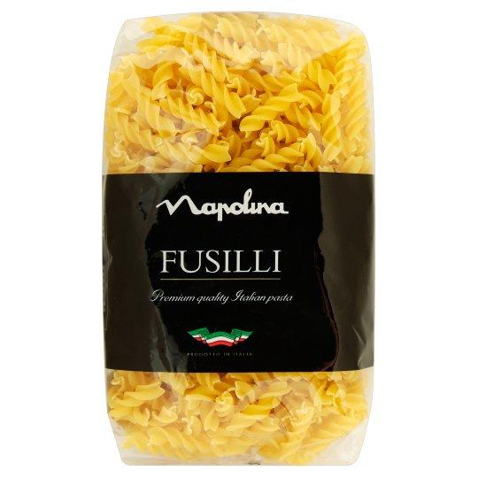 Grocemania Grocery Delivery London| Napolina Fusilli Pasta 500g