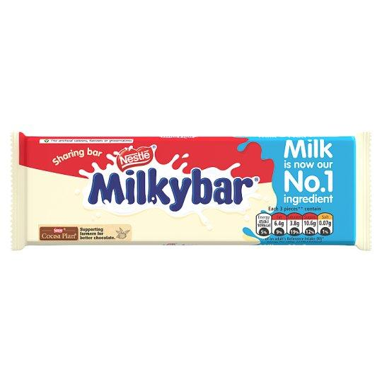 Grocery Delivery London - Nestle Milkybar 100g same day delivery