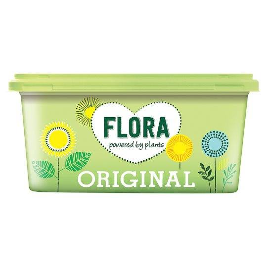 Grocemania Grocery Delivery London| Flora Original Spread 500g