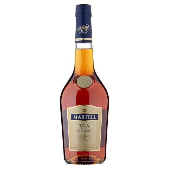 Grocery Delivery London - Martell VS Cognac 70cl same day delivery