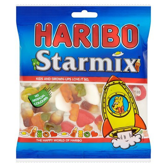 Grocemania | Haribo Starmix 215g | Online Grocery Delivery