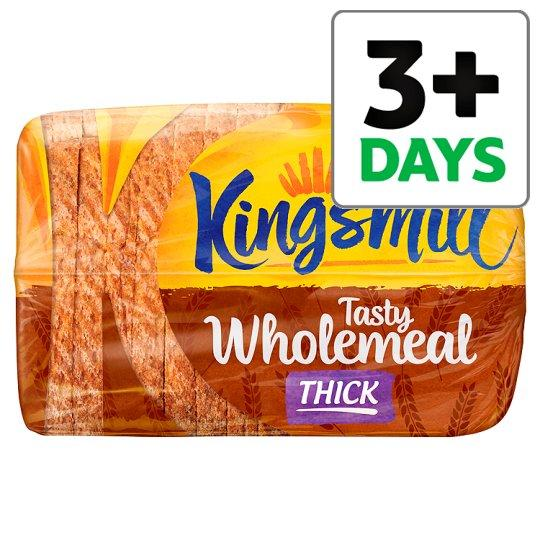 Grocemania Grocery Delivery London| Kingsmill Tasty Wholemeal Thick Bread 800g