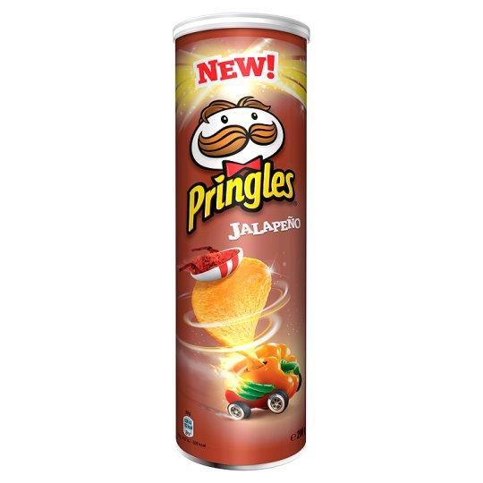 Grocery Delivery London - Pringles Jalapeno 200g same day delivery