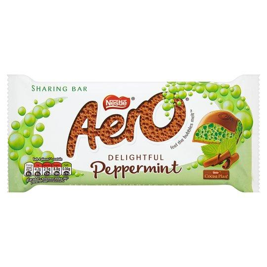 Grocery Delivery London - Aero Peppermint 100g same day delivery