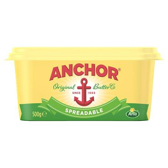 Grocemania Same Day Grocery Delivery London | Anchor Original Spreadable 500g
