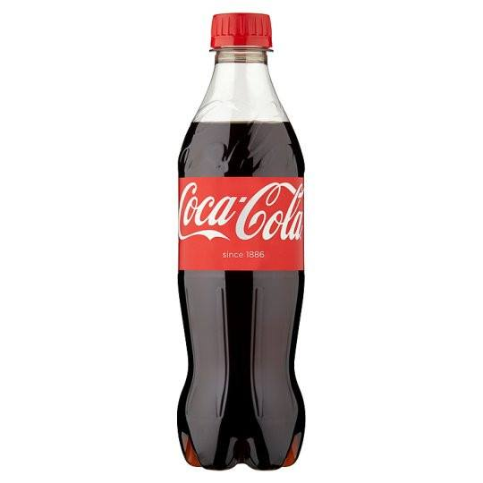 Grocery Delivery London - Coca Cola 500ml same day delivery