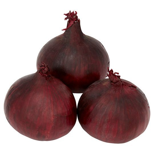 Grocery Delivery London - Red Onion Pack of 3 same day delivery
