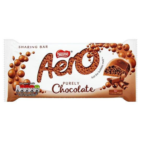 Grocemania Same Day Grocery Delivery London | Aero Chocolate 100g