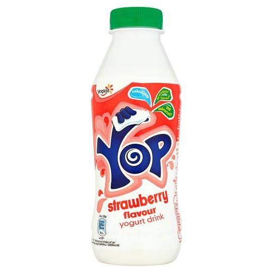 Grocery Delivery London - Yop Yoghurt Drink 500ml same day delivery
