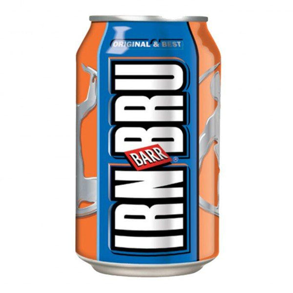Grocemania Grocery Delivery London| Irn Bru 330ml