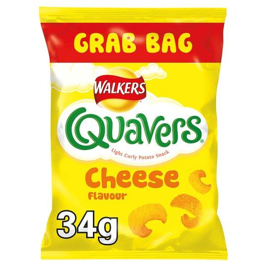 Grocemania Grocery Delivery London| Quavers Cheese 1 pack