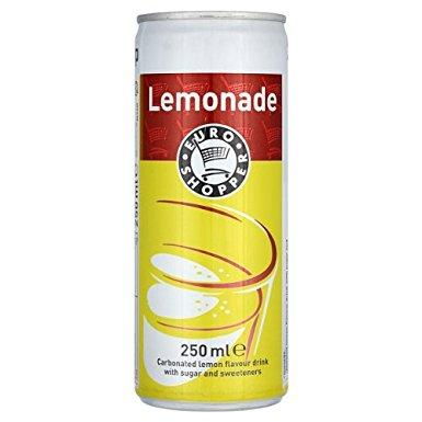 Grocemania Grocery Delivery London| ES Lemonade 250ml