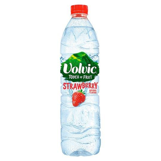 Grocery Delivery London - Volvic Strawberry 1.5L same day delivery