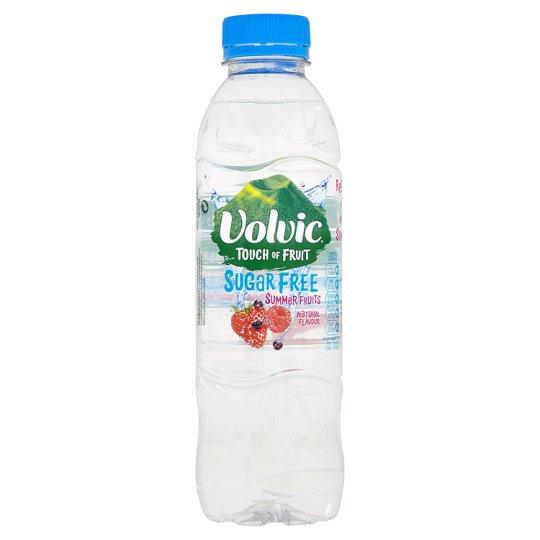 Grocery Delivery London - Volvic Touch Of Fruit Strawberry 500ml same day delivery