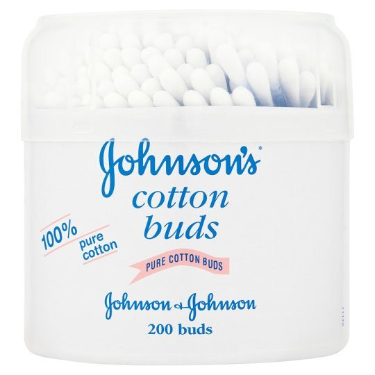 Grocemania Grocery Delivery London| Johnson's Cotton Buds 200 Pack