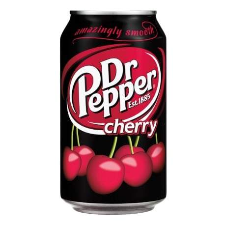 Grocemania Grocery Delivery London| Dr Pepper Cherry 330ml