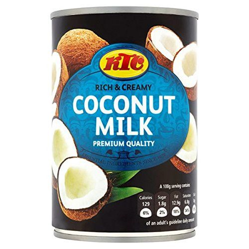 Grocemania Grocery Delivery London| KTC Coconut Milk 400ml