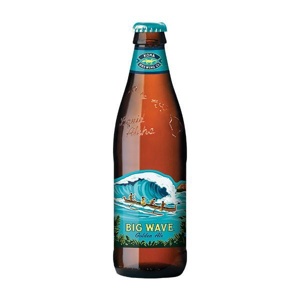 Grocemania Grocery Delivery London| Kona Big Wave Golden Ale 335ml