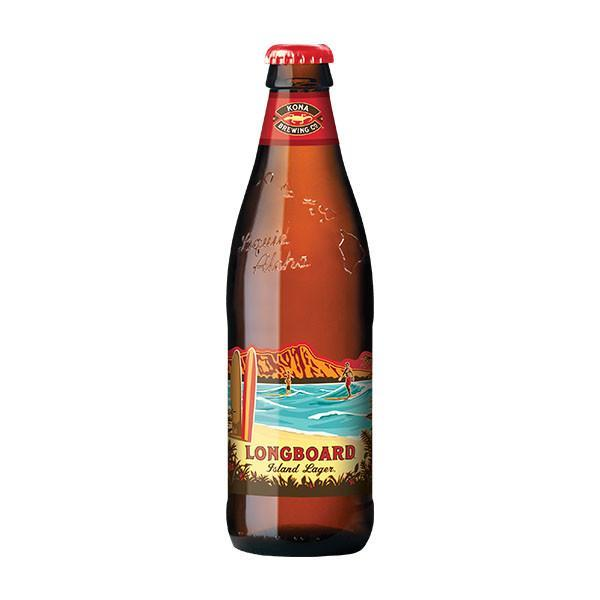 Grocemania Grocery Delivery London| Kona Longboard Lager 335ml