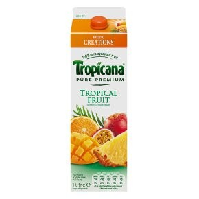 Grocemania Grocery Delivery London| Tropicana juice 850ml