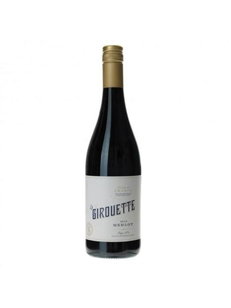 Grocemania Grocery Delivery London| La Girouette Merlot - France 750ml