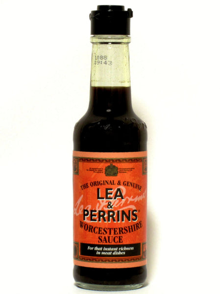 Grocery Delivery London - Lea & Perrins Worcestershire Sauce 150ml same day delivery