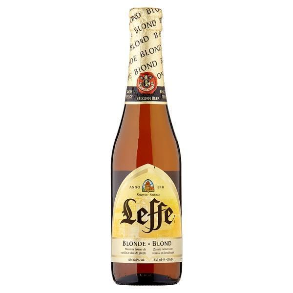 Grocery Delivery London - Leffe Blonde 330ml same day delivery