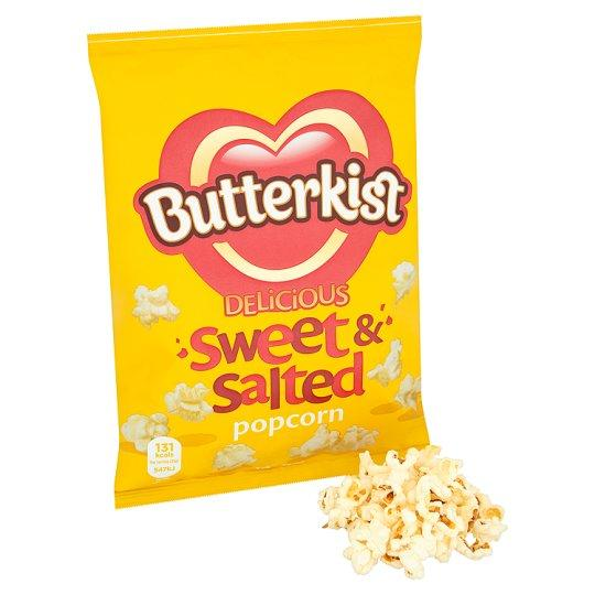 Grocery Delivery London - Butterkist Sweet & Salted Popcorn 100g same day delivery