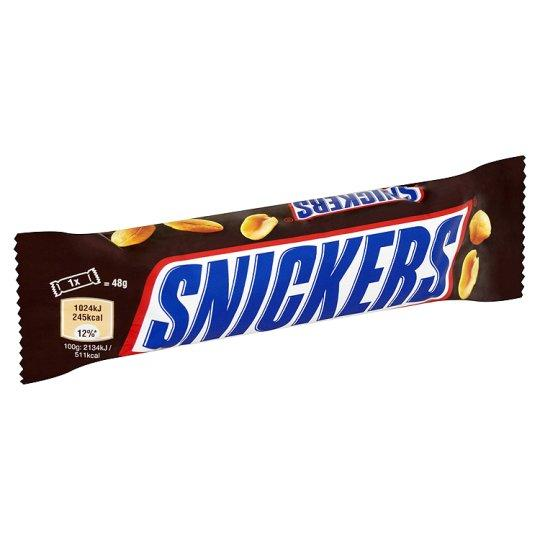Grocery Delivery London - Snickers Bar 48g same day delivery