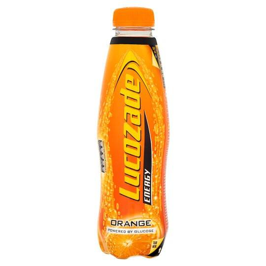 Grocery Delivery London - Lucozade Energy Orange 500ml same day delivery