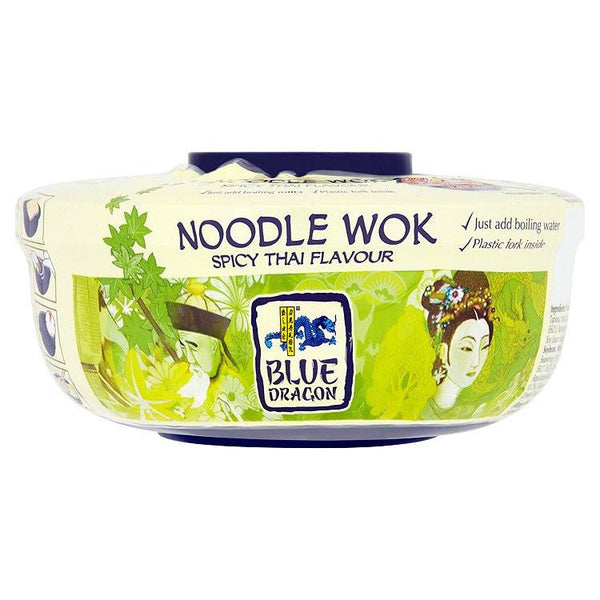 Grocemania Grocery Delivery London| Blue Dragon Noodle Wok (Spicy Thai) 67g