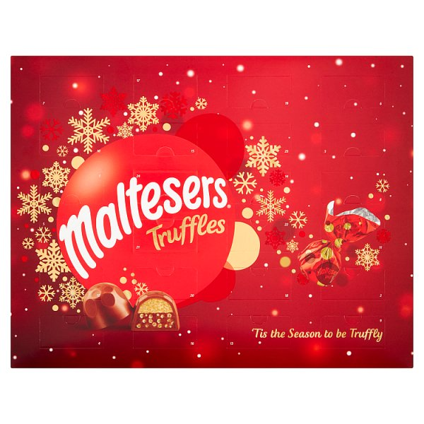 Grocery Delivery London - Maltesers Truffles Calander 218g same day delivery