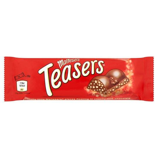 Grocemania Grocery Delivery London| Maltesers Teasers Bar 35g