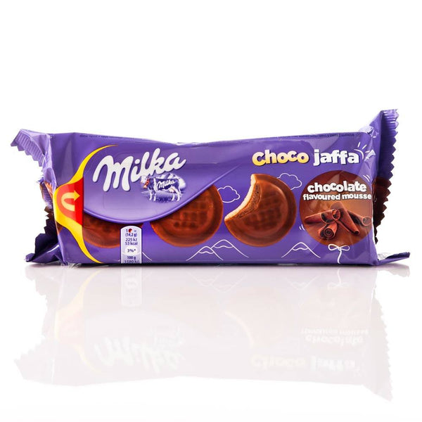 Grocemania Grocery Delivery London| Milka Choco Jaffa