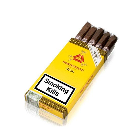 Grocery Delivery London - Montecristo Puritos x 5 same day delivery