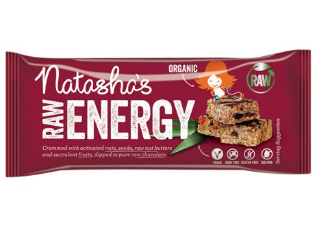 Grocery Delivery London - Natasha's Raw Energy same day delivery