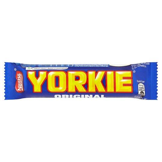 Nestle Yorkie Milk Bar 46g - Grocemania