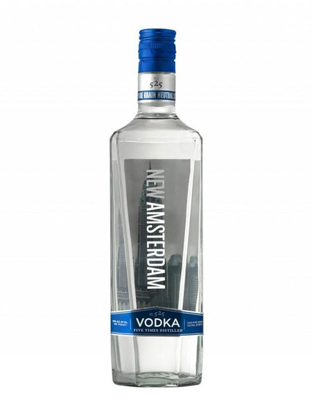 Grocemania Grocery Delivery London| New Amsterdam Vodka 700ml