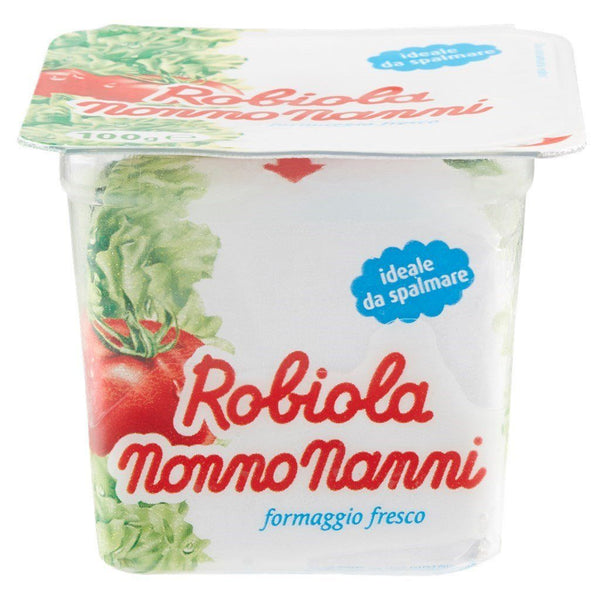 Grocery Delivery London - Nonno Nanni Robiola 100g same day delivery