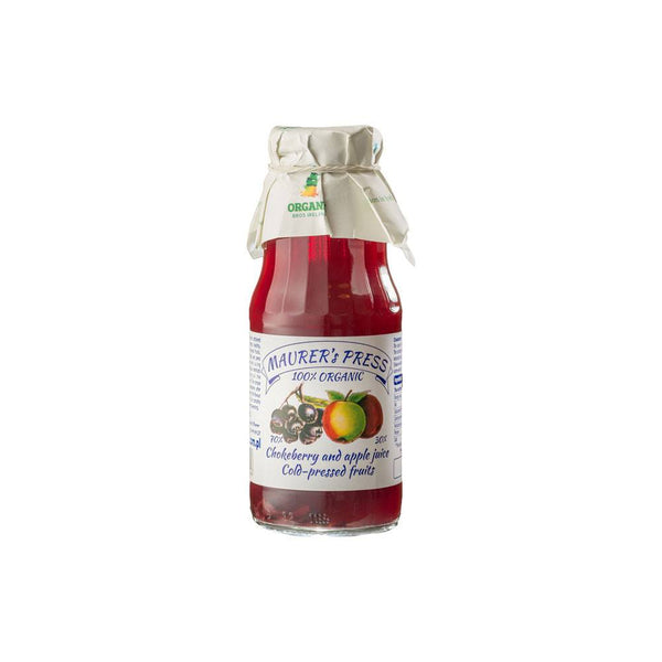 Grocery Delivery London - Maurer's Press Chokeberry & Apple Juice same day delivery