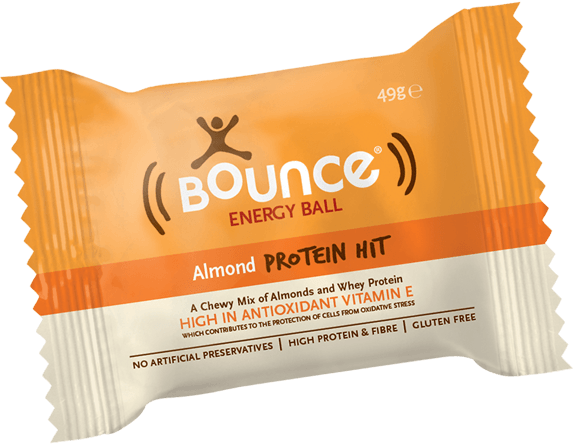 Grocery Delivery London - Bounce Almond same day delivery