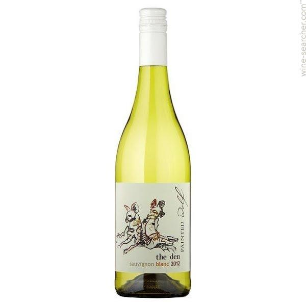 Grocery Delivery London - Painted Wolf Sauvignon Blanc - South Africa 750ml same day delivery