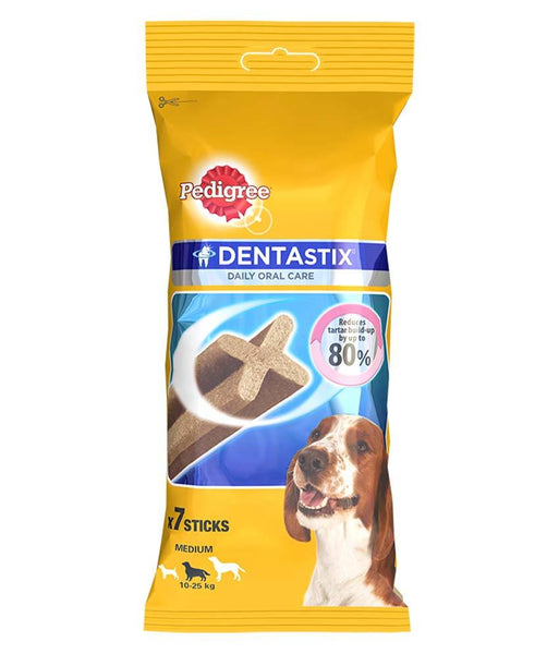 Grocery Delivery London - Dentastix Oral Care x7 Sticks same day delivery