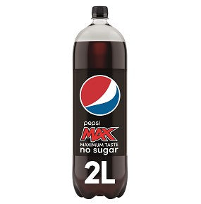 Grocery Delivery London - Pepsi Max 2L same day delivery